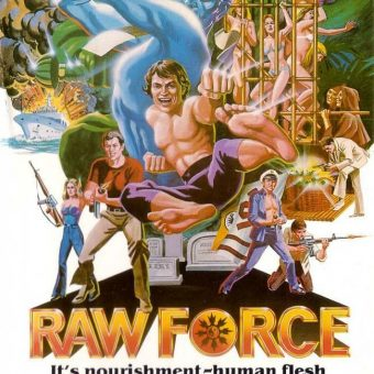 10 Wonderfully Insane VHS Action Movie Covers