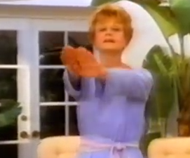 In 1988 Angela Lansbury Took A Bath And Swam Standing Up In A Dress