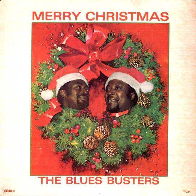 The Blues Busters-Merry Christmas-Smaller