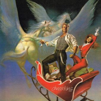 10 Mad, Sexist And Above All Brilliant Vintage Christmas Ads