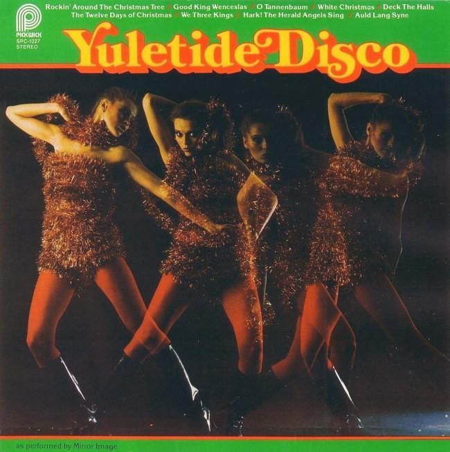 mirror image - yuletide disco - A
