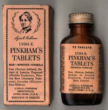 pinkham tablets