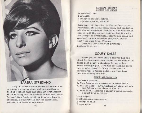 Barbra-Streisand recipe