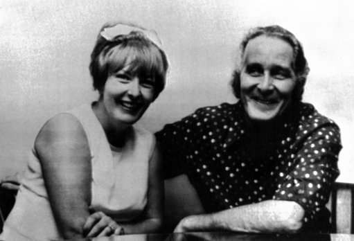 Ronnie Biggs and Wife Charmain