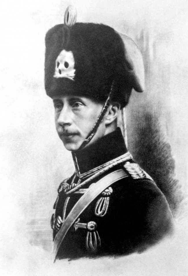 William, the Crown Prince of Germany. He was also commonly called 'Little Willie'.