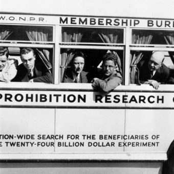 Flashback To June 1, 1932: Alcohol Prohibition Research Committee Seek An Honest Man In New York