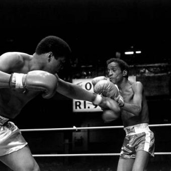 In 1978 Muhammed Ali Boxed Marvin Gaye, Sammy Davis Junior, Richard Pryor – The Story And Some Great Photos