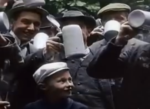 Sublime Footage Of Berlin In 1900
