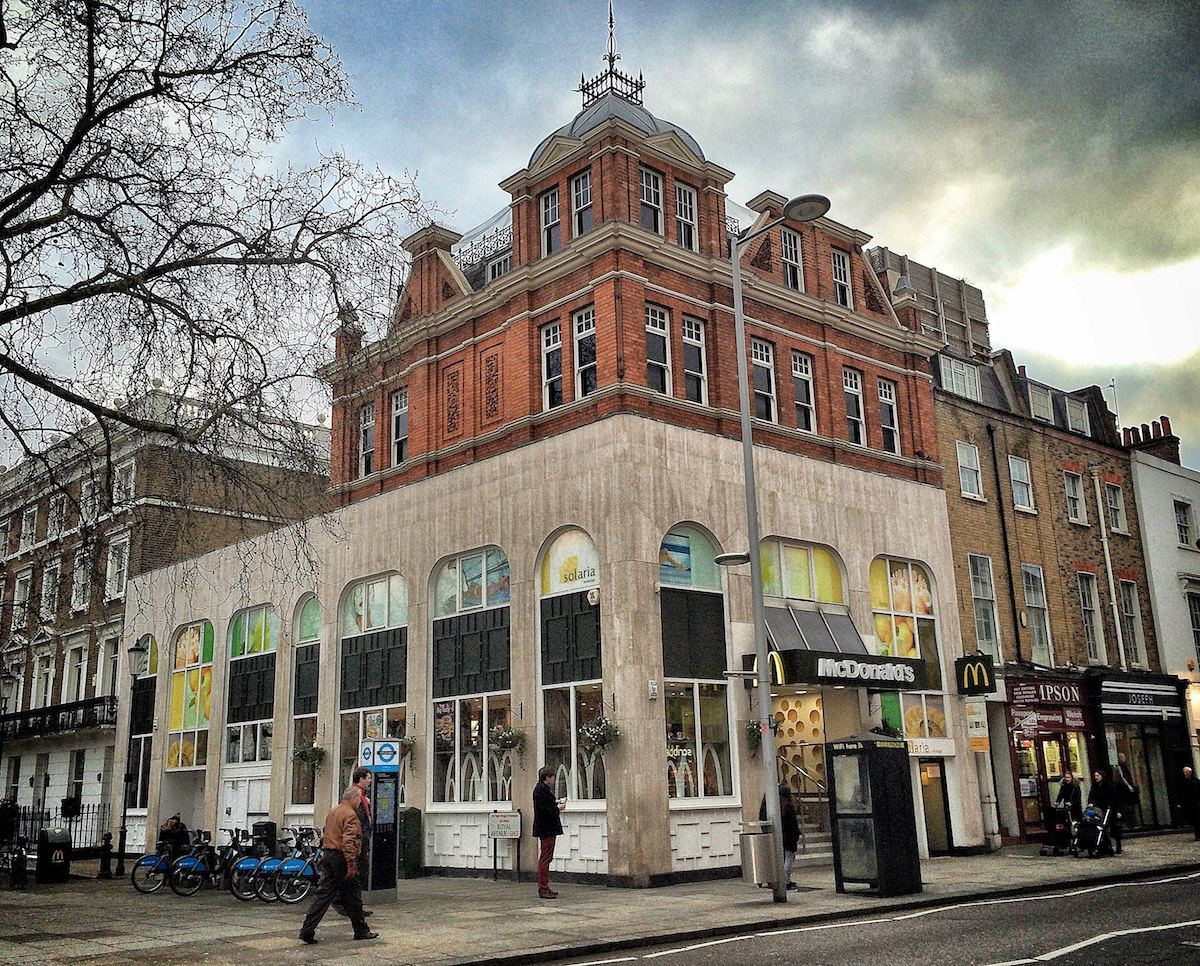 Chelsea Drugstore Kings Road