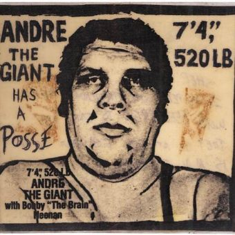 Samuel Beckett Took André the Giant On The School Run