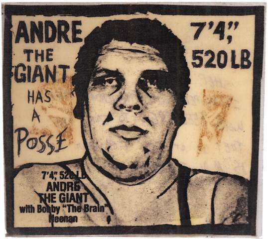 Samuel Beckett Took André the Giant On The School Run ...