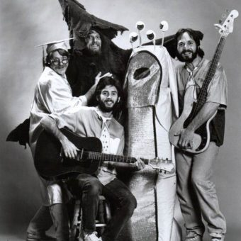 Awkward Band Publicity Photos