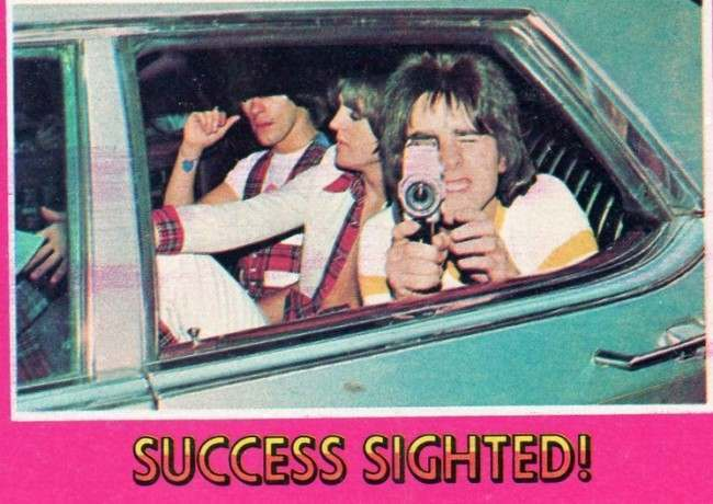 bay city rollers cards 11