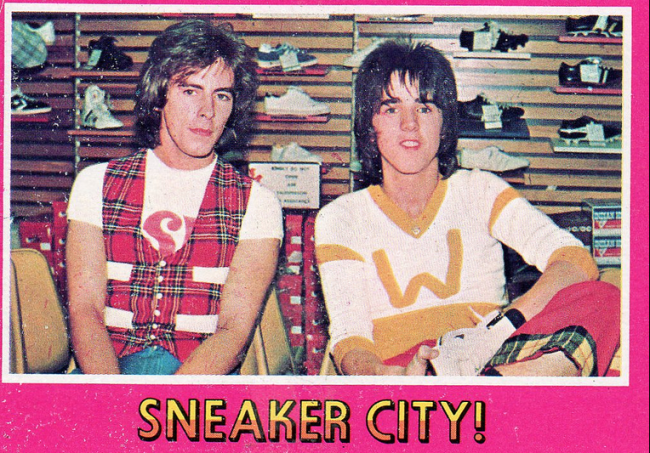 bay city rollers cards 17
