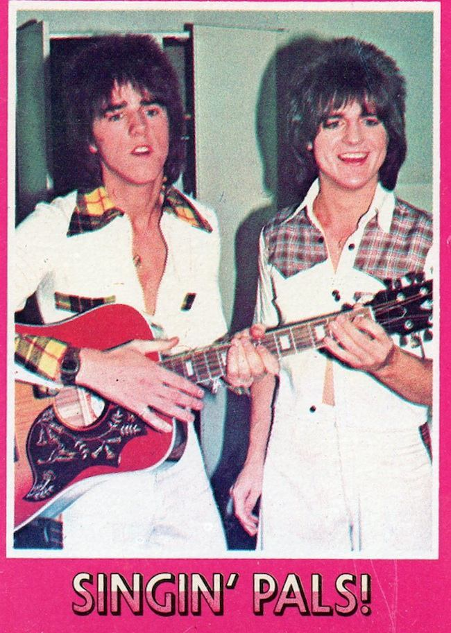 bay city rollers cards 3