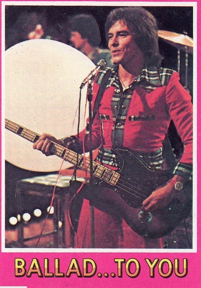 bay city rollers cards 4