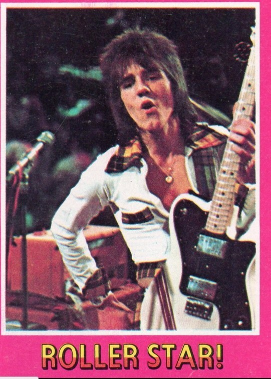 bay city rollers cards 9