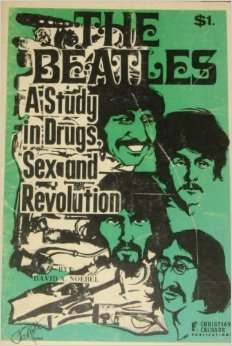 How did the beatles start a revolution in america?