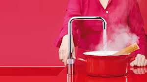 Instant boiling water