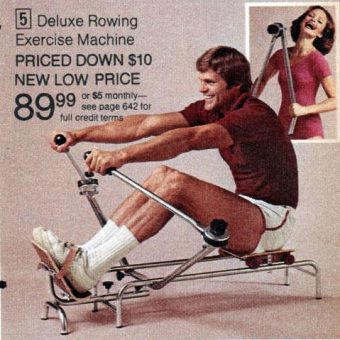 Strange and Terrible Fitness Products from the 1970s