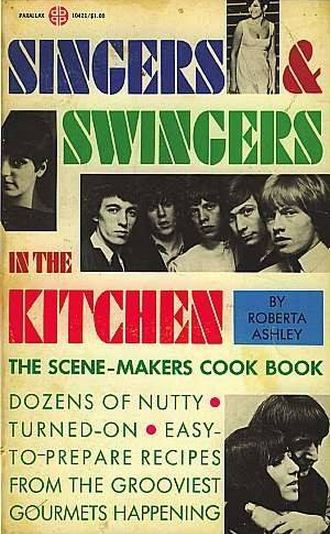 singers and swingers in the kitchen