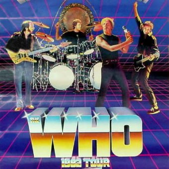 Bands Who Sold Out: The Who's 1982 Schlitz Tour
