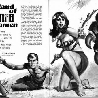 Weasels Ripped My Flesh! 10 Awesome Pulp Headlines