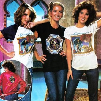 Groovy Vintage T-Shirt Adverts