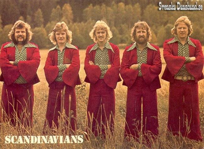 Swedish Dance Bands Of The 1970s Whipped Hair And No