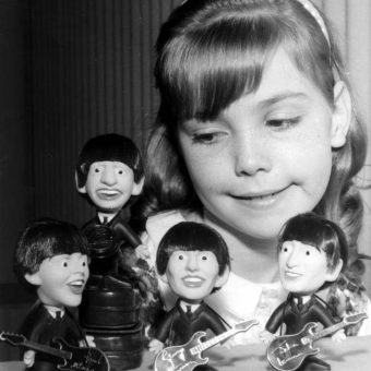 Terrible Toys: The 1964 Beatlee Beatles Dolls