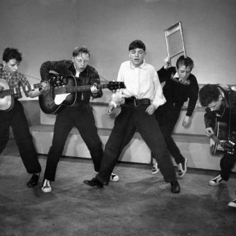 Flashback To1957: The McCormick Skiffle Group Freak Out