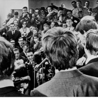 50 Years Ago, The Beatles Landed at JFK: 10 Great American Beatles Rip Offs