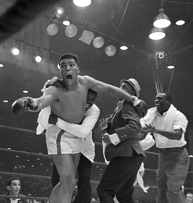 b1572c8c Gay J. Edgar Hoover, Bad Sonny Liston And The Fixed Fight That Made Cassius  Clay A Star