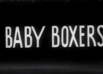 The Baby Boxing Championships of 1942
