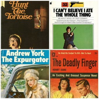 Sick and Full of Burning: 13 Regrettable Book Titles