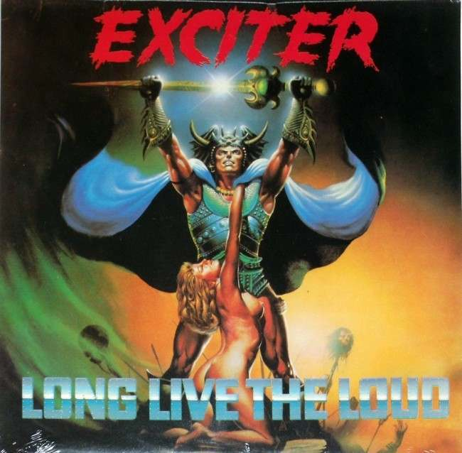 Exciter – Long Live the Loud (1985)