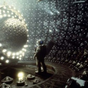 Portals of Light, Portals of Dark: The Yin and Yang of Contact (1997) and Event Horizon (1997)