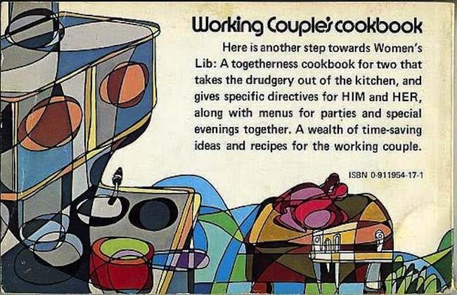 working couple's cookbook 1