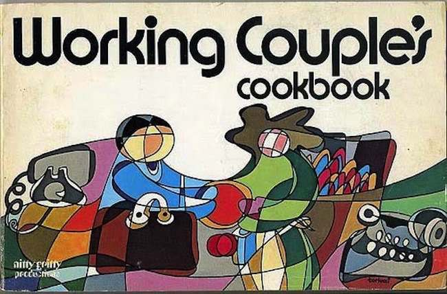 working couple's cookbook