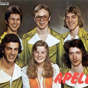 Swedish Dance Bands Of The 1970s: Whipped Hair And No Underwear