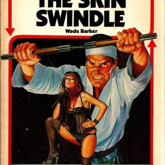 Guns, Babes And Testosterone Tales: 1970s Manly Action Paperbacks