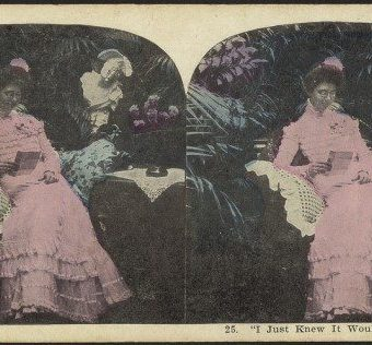 1890: The 25 Stages From Courtship to Marriage