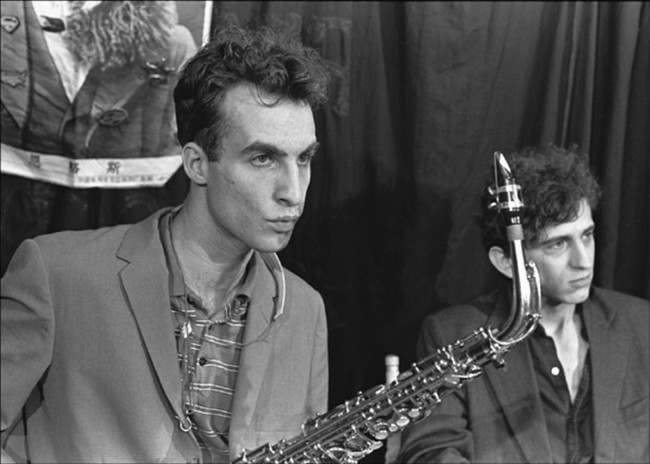 John Lurie - via Issue Mag