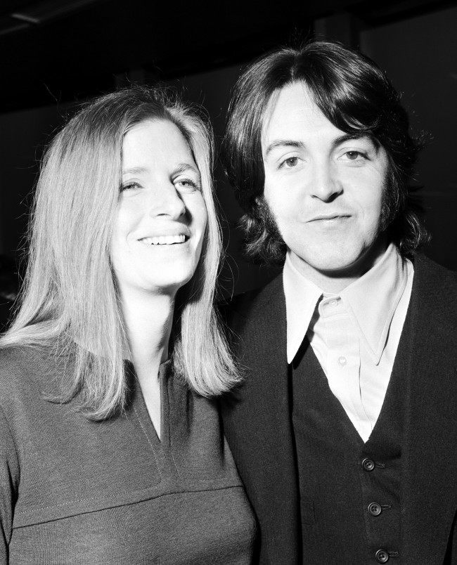 March 12 1969 In Photos Paul McCartney Marries Linda Eastman At