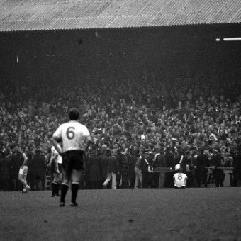 1975 Football Hooliganism: West Ham And Manchester United Fans Fight On The Terraces