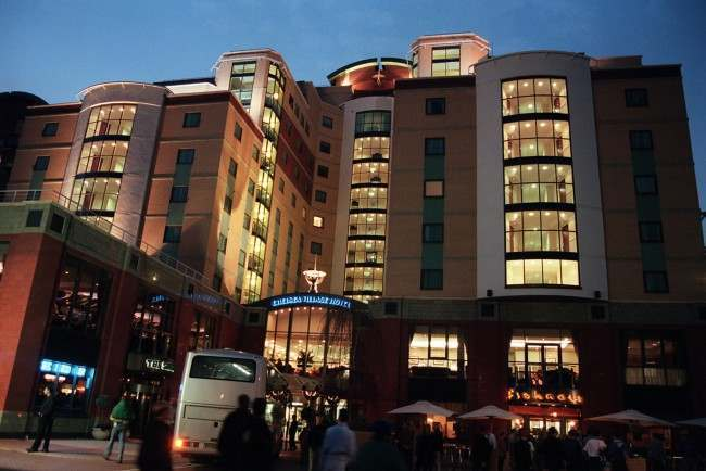 The Chelsea Village Hotel, part of the Chelsea Village Complex at Stamford Bridge UEFA Champions League - Group B - Juventus v Galatasaray%0D%0AZinedine Zidane, %0D%0AJuventus Ref #: PA.288881  Date: 17/09/1998