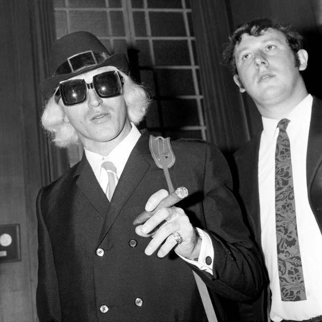Jimmy Savile - 1968