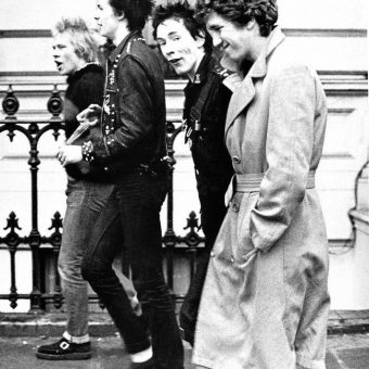 Janet Street-Porter Presents The Clash And The Sex Pistol's First TV Show To Londoners In 1976