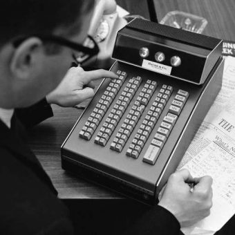 1965: The Machine That Revolutionised Wall Street