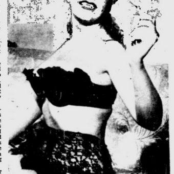 Burlesque Babes: Sheila 'The Peeler' Ryan Was 'Cleveland's Own Sweetheart'